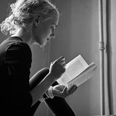 Just reading