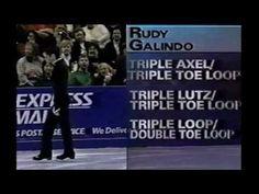 San Jose Sports Hall of Fame 〔Rudy Galindo〕 - YouTube