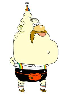 Man I'm real excited for Uncle Grandpa! It premieres this Monday at 8pm on Cartoon Network and we should all watch it.   http://www.youtube.com/watch?v=3-lJkjTw4KM