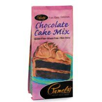 Pamela's gluten-free Chocolate Cake Mix produces a dark, moist, rich and delicious chocolate cake that will satisfy everyone. Perfect for birthday cakes and cupcakes! Gluten Free Chocolate Cake, Tasty Chocolate Cake, Bean Cakes, Egg Free Recipes, Savoury Cake, Cupcake Cakes, Free Products, Baking Products, Fudge Frosting
