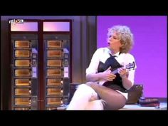 Brigitte Kaandorp - Kwaad (Cabaret voor beginners, 2013) - YouTube speciaal voor mijn ex man