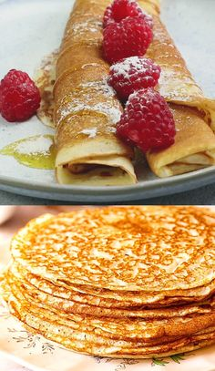 Waffle Recipes, Brunch Recipes, Pancake Recipes, Köstliche Desserts, Delicious Desserts, Healthy Crepe Recipes, Best Crepe Recipe, Crepe Bar, Waffle Cake