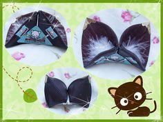 グ ♥~★!: # 219 Steam Punk Cat Ears スティームパンク猫耳 ♥ !★~♥ Emi Doll Blog ~ エミドールのブロ