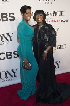 fantasia barrino & patti labelle join after midnight cast at tony awards 2014