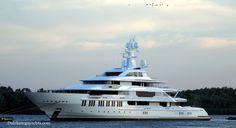 Oceanco Y710 88.5 meter