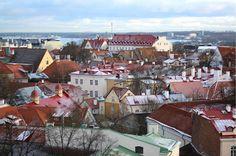 Смотровая площадка Кохтуотса, Эстония
