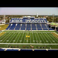#Navy #Football vs. VMI