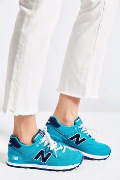 new styles c7a7b 76861 New Balance 574 Pique Polo Running Sneaker New Balance 574, Zapatillas De  Deporte Para Correr