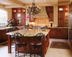 Beautiful Kitchen Design, Pictures, Remodel, Decor and Ideas - page 2