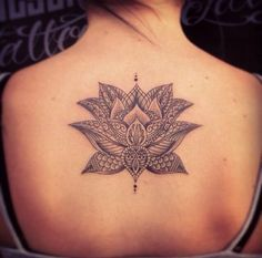 12 Beautiful Lotus Tattoo Designs for Girls - Pretty Designs