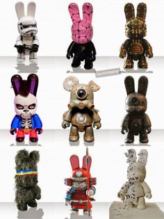 #onTOYSREVIL: Swab x Sotheby's Custom Qee Benefical Auction