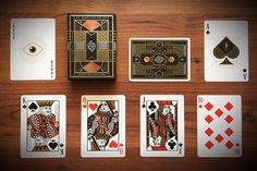 Deck View: NPH Playing Cards