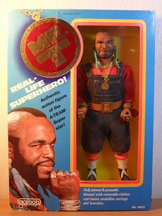 Mr.T — The A-Team (1983-87, NBC)