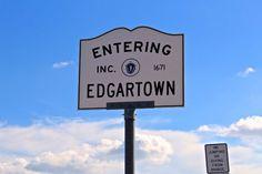 Edgartown Sign