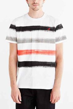 Staple Paint Stripe Tee