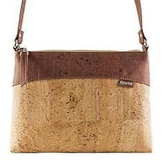 Vegan Crossbody Bag Women is a Cork Purse.  How cool is that? Talk about renewable!
