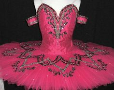 NEW! Exclusive Collection 2015!! This professional tutu is created to suit many ballets of the classical repertoire: Sleeping Beauty, Nutcracker, Don Quixote, Paquita, and many other. The bodice is ma