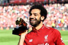 Golden boot Salah Liverpool F.C.