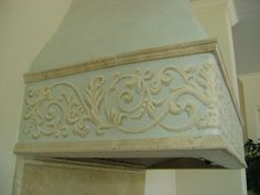 Summer kitchen hood detail -Jeff Huckaby Studio/ Phoenix, AZ