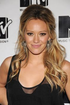 Hilary Duff's Totally Grown-up Look: Daily Beauty Reporter: Daily Beauty Reporter: allure.com