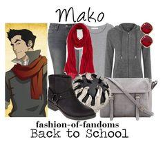 """Mako"" by fofandoms ❤ liked on Polyvore featuring moda, Uniqlo, Acne Studios, Topshop, Roffe Accessories, Blu Bijoux, White House Black Market e SPURR"