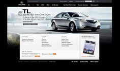 Top 30 Car Website Designs of the Major Brands