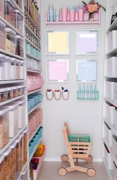 Check out this Adelaide woman's amazing organised pantry - Jojo 💕 - Organisation