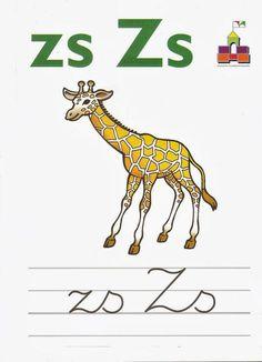 Albumarchívum Counting Activities, Activities For Kids, Diy For Kids, Giraffe, Alphabet, Album, Teaching, School, Fictional Characters