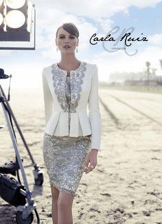 Vestidos Carla Ruiz - Fiesta - Bodas 2015