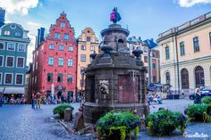 Visit Stockholm to live one of the most magical experiences in your life. Enjoy this travel itinerary covering the best things to do in Stockholm in 3 days.