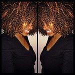 Crochet Braids - freetress bohemian Instagram photo by @eyasmeen (Cookie ) - via Statigr.am
