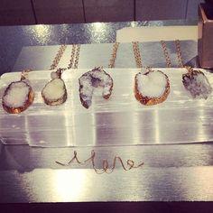 Mere pendants at KK Bloom