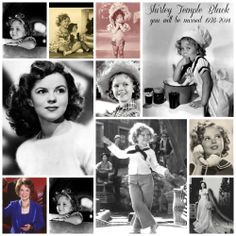 A Tribute to Shirley Temple Black...