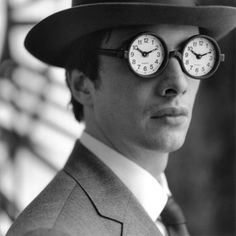 Collin with Clock Glasses, New York City, NY 2005 - Rodney Smith Catherine Baba, Ansel Adams, Rodney Smith, Ray Ban Sunglasses Sale, Daylight Savings Time, Ray Ban Outlet, Carpe Diem, White Photography, Portrait Photographers