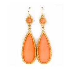 fancy jewel earrings #thealchemyshop #fashion #style #jewelry