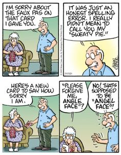 Comic Strips, Forgiveness, You And I, Funny Quotes, Comics, Sayings, Cards, Cartoons, Animation