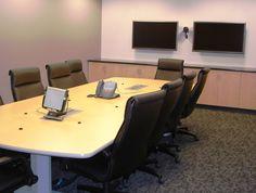 AV World Class Presentation Solutions - Boardroom Integration