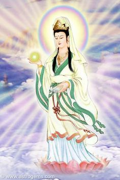 my dearest friend Quan Yin