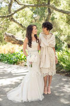 Mother-Daughter Wedding Pictures | POPSUGAR Love & Sex