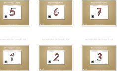 https://www.grundschulmaterial.de/medien/p/1/?q=buchstabe%20nachspuren: Mathe, animierte Schreibweise der Zahlen, Animation, Klasse 1, Vorschule, Schreibrichtung der Ziffern, Schreibweise, nachspuren