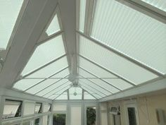 Leicester conservatory blinds to create some shade Conservatory Roof Blinds, Blinds For Windows, Leicester, Photo Galleries, Create, Outdoor Decor, Home Decor, Shades For Windows, Decoration Home