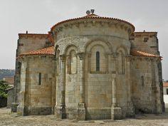 igreja São Pedro de Rates, Póvoa de Varzim Portugal