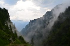 Jepilor Valley - Bucegi Mountains.