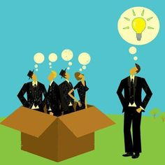 To Land the Job, Do Something Different - #career
