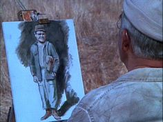 Colonel Potter's Painting of Radar from The More I See You