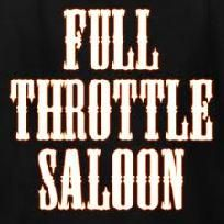 Full Throttle Saloon Cross Stitch Pattern Only PDF Email only Full Throttle Saloon, Reality Tv Shows, Cross Stitch Patterns, Bucket, Pdf, Posters, Signs, Places, Shop Signs