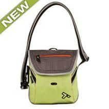 Travelon React Anti Theft Crossbody Bag Neon