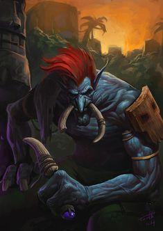 #warcraft #troll