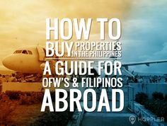 When Buying Condominiums  A down payment of 10%-30% is usually required. Ownership of condominium units is evidenced by the Condominium Certificate of Title (CCT) but the transfer of title is usually not executed until the property is fully paid. Foreigners can only own up to 40% of a condominium project.
