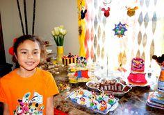 Dias Family Adventures: Disney Side @Home Celebration | #DisneySide #Disney